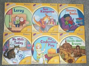 Julia Donaldson's Songbirds stage 5 x6 books Read with Oxford Phonics