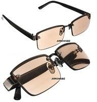 New Coloured Lense Half Rim Reading Glasses +1.0 +1.5 +2.0 +2.5 +3.0 +3.5 Unisex