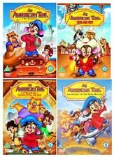The Complete An American Tail DVD All 4 Movie 1 2 3 4 Collection Brand New 1-4