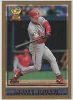 1998 Topps Baseball Philadelphia Phillies Team Set