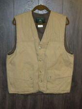 VTG Orvis Hunting Vest SIZE MEDIUM Cotton Made in Australia Game Pocket