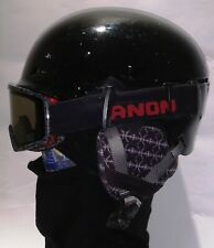 Anon Helmet & Goggle / Youth / Star Wars / Size SM-MD / Black / Fair Condition
