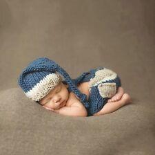 Baby Strickmütze Neugeborenen Fotoshooting Newborn Fotografie Kinderfoto Vincent