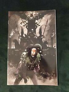 DARK NIGHTS METAL #1 RICCARDO FEDERICI VIRGIN EXCLUSIV BATMAN JOKER