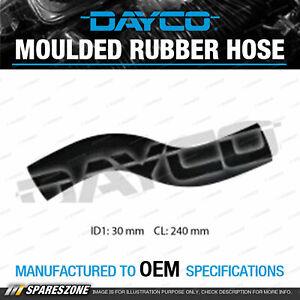 Dayco Lower Radiator Hose for Honda CRV RD7 2.4L 4 cyl DOHC VTEC 16V MPFI