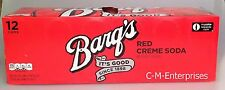 Barq's Red Creme Soda 12 pack Barqs