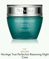 NovAge True Perfection Renewing Night Care Cream by Oriflame 50ml New Age 20+