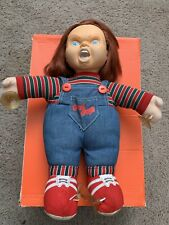 1990 Childs Play 2 Chucky Doll Universal Studios Steve Smith Stuffed HTF