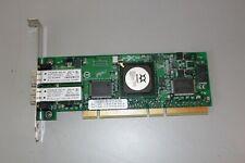 Q Logic QLA2342 PCI-X Dual Port Fiber Channel Host X 133