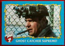 GHOSTBUSTERS II - Card #42 - GHOST CATCHER SUPREME! - TOPPS 1989
