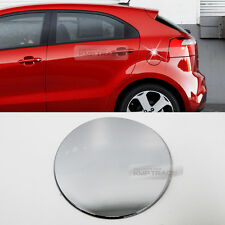 Chrome Fuel Cover Garnish Molding B335 for KIA 12-16 RIO (4DOOR/5DOOR Hatchback)