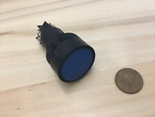 1 Piece Blue Momentary PUSH BUTTON SWITCH normally open closed 22mm on off A11