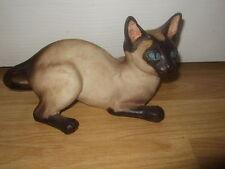 Cats Decorative Studio Pottery