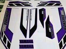 yamaha banshee full graphics kit special edition  violet THICK AND HIGH GLOSS