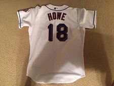 2003 Art Howe New York Mets Game Used Manager Jersey - Moneyball