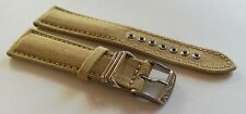 HAMILTON KHAKI CINTURINO CANVAS STRAP mm.20 ORIGINAL