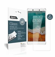 2x Nokia 7 Screen Protector Flexible Glass 9H dipos