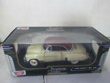 Motor Max American Classics 1950 Chevy Bel Air 1/18