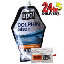 U-Pol BAGDOL Dolphin Glaze Body Filler Stopper Car Repair Putty Hardener Upol