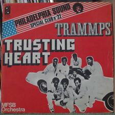 TRAMMPS TRUSTING HEART FRENCH SP PHILADELPHIA SOUND 1974