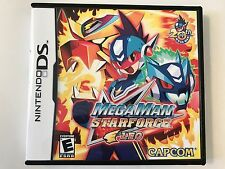 Megaman Starforce Leo - DS - Replacement Case - No Game