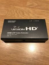 Vision HD HDMI Câble UTP Extender Receiver