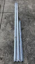 Garage Door Reinforcement U-Bar Tough Strut Support Brace For A 16' Wide Door