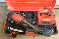 Hilti Dg150 6 Grinder With Dpc20 Power Converter Amp Grinding Wheel