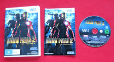 Iron Man 2 - Nintendo Wii - See My Ebay Store For More Games