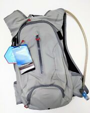 Shimano Rokko 8L All-Around Daypack Bike Hydration Cycling 2L Reservoir Gray NEW
