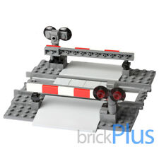 LEGO Custom Railroad Corssing for 60051 60052 Railway, in Loose State