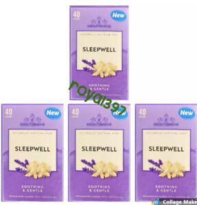 Knightsbridge SLEEPWELL x 4 boxes🍵🍵🍵🍵🔥💥🚨