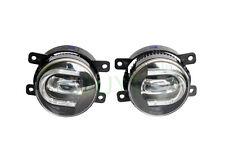 Pair Xenon White DRL Daytime Running Lights Fog Lamp Bulb for Ford Toyota Nissan