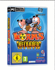 Worms Reloaded Steam Key Pc Game Digital Download Code Global [Blitzversand]