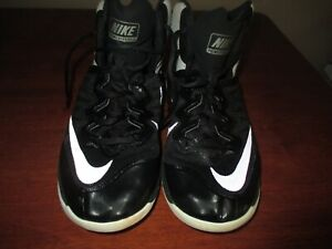 MEN'S SIZE 10 NIKE PRIME HYPE DF II BLACK