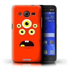 STUFF4 Phone Case for Samsung Galaxy Core/Grand Smartphone/Monsters/Cover