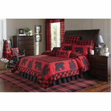 Park Designs Buffalo Check King Quilt