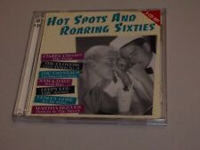 HOT SPOTS AND ROARING SIXTIES 2 CD'S MIT GARRY PUCKET CHIFFONS CHUBBY CHECKER...