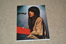 BROOKE FRASER signed autograph In Person 8x10 (20x25 cm)