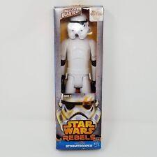 Star Wars Rebels Hero Series Stormtrooper 12 Inch Action Figure Includes Blaster