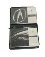 1997 Acura RL Factory Original Owners Manual Portfolio #35