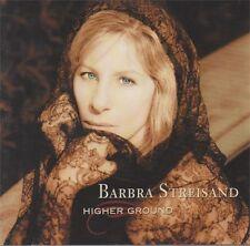 BARBRA STREISAND - Higher ground - CD album