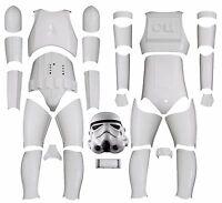 Stormtrooper Costume Armour Full Kit Version 2 - with Helmet - from UK