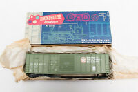 HO ROUNDHOUSE MDC KIT BRITISH COLUMBIA RAILWAY BC 50' COMBINATION DOOR BOX CAR