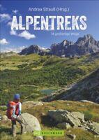Alpentreks 14 großartige Wege mit Detailkarten Wandern Touren Ratgeber Buch Book