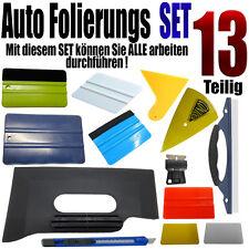 Auto Folierung - 13 Teilige -  Scheiben tönung - Rakel  Set