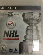 """NHL """"Legacy Edition""""-PS3 Video Game """"PLAY STATION 3""""-RARE VINTAGE-SHIPS N 24 HRS"""