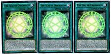 The Seal of Orichalcos X 3* LC03-EN001 Ultra Limited Mint Legendary Collection