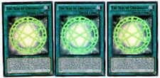 The Seal of Orichalcos **X 3* LC03-EN001 Ultra Rare Mint Legendary Collection 3