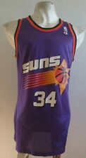 Charles Barkley #34 Phoenix Suns 1993 Champion Purple Jersey NBA Size 44 Sir